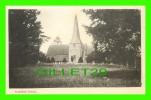 LURGASHALL, UK -  LURGASHALL CHURCH - BROWN DURRANT & CO'S - NORTHCHAPEL SERIES - - Angleterre