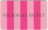 """USA - Victoria""""s Secret Magnetic Gift Card, Unused - Gift Cards"""