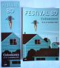 FESTIVAL BD COLOMIERS 2015 : CP + Marque-page / Illustration : Emiliano PONZI / NEUF ! - Cartes Postales