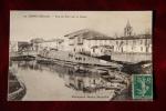 LUNEL - Vue Du Port Sur Le Canal - Lunel