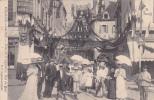 CPA  Animée (71) CHALONS Sur SAONE Fêtes Du 8 Septembre Rue Du Pont Traditions - Chalon Sur Saone
