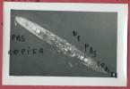 CROISEUR FOCH  PHOTO 1935 - VUE D�AVION - MARINE BATEAU MILITARIA