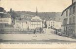 BOUILLON ..-- Place SAINT - ARNOULD . 1909 Vers CUREGHEM ( Mr Mme VANDERSAS ) . Voir Verso . - Bouillon