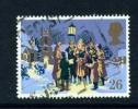 GREAT BRITAIN  -  1990  Christmas  26p  Used As Scan - 1952-.... (Elizabeth II)