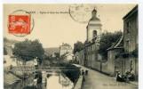 46 - SAINT CERE - Eglise Et Quai Des Récollets - Saint-Céré