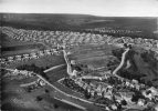 57 FREYMING-MERLEBACH - VUE AERIENNE - RUE DES ROMAINS - CITE DE LA CHAPELLE - Freyming Merlebach