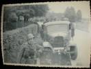 PHOTO FOTO WW2 WWII :  HEER WEHRMACHT Av CASQUE HOLLANDAIS   ////  WH With DUCE HELMET - War, Military