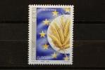 ITALIA USATI 2005- EUROPA 2005 GASTRONOMIA - RIF. G 1504 - QUALITA´ LUSSO - 6. 1946-.. Repubblica