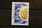 ITALIA USATI 2005- EUROPA 2005 GASTRONOMIA - RIF. G 1506 - QUALITA´ LUSSO - 6. 1946-.. Repubblica