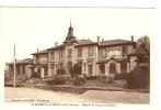 Carte Postale Ancienne Saint Germain Au Mont D´Or - Mairie Et Groupe Scolaire - Francia