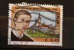 ITALIA USATI 2005- SAN GERARDO MAIELLA - RIF. G 1520 - QUALITA´ LUSSO - 6. 1946-.. Repubblica