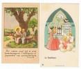 Lot   8  Images Religieuses - Devotieprenten