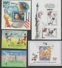 TANZANIA+BULGARIE +CAMBODGE+LAOS+VIETNAM   FOOTBALL  USA  1994  **.MNH  Réf  C30 - World Cup
