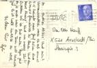 Spanien Gerona MWST Maschinenstempel 1957 Madrid 7 PTS. Franco - Poststempel - Freistempel