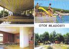 Boy Scout Pfadfinder - Camp Otok Mladosti ( Youth Island ) Sibenik Croatia - Scoutisme