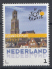 Nederland - Uitgifte 4 Juli 2015 - Tour De France 2015 - Le Grand Départ - Domtoren - Utrecht - Postfris/MNH - Wielrennen