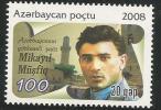 AZ-2009 MIKAJIL MISFIQ, ASERBEDIAN, 1 X 1v, MNH - Azerbaïdjan