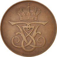 Danemark, Frederic VIII, 5 Ore 1908, KM 806 - Denemarken