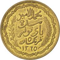 Tunisie, 5 Francs 1946 Essai, KM E27 - Tunisie