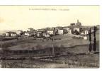 Carte Postale Ancienne Saint Laurent D'Oingt - Vue Générale - Francia