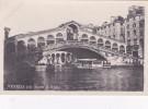 Italy Unused Postcard Venezia 10 Ponte Di Rialto - Postcards