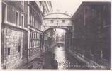 Italy Unused Postcard Venezia 24 Ponte Dei Sospiri - Postcards