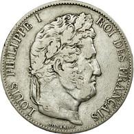 Monnaie, France, Louis-Philippe, 5 Francs, 1842, Strasbourg, TB+, Argent - France