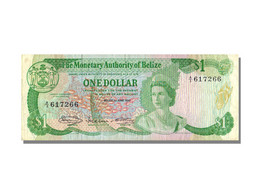 1 Dollar Type Elisabeth II - Belize