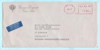 FINNLAND Brief Lettre AFS Meter Cover 180 Vaasa 26.04.1979 nach Schwerin /DDR Oberb�rgermeister Dr. F. Grimm (32781)