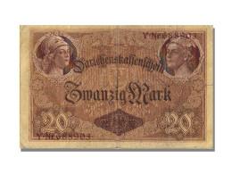 Allemagne, 20 Mark Type 1914 - [ 2] 1871-1918 : Impero Tedesco