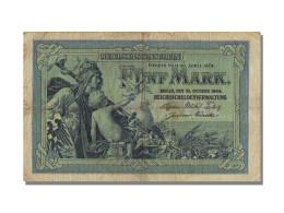 Allemagne, 5 Mark Type 1904-06 - [ 2] 1871-1918 : Duitse Rijk