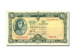 IRLANDE, 1 Pound Type Lady Hazel - Irlande