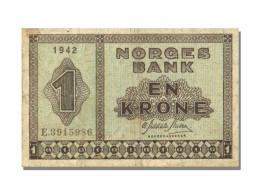 Norvège, 1 Krone Type Skillemyntselder - Norvegia