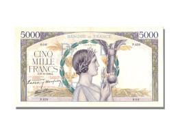 5000 Francs Type Victoire - 1871-1952 Anciens Francs Circulés Au XXème