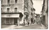 VALS-les-BAINS (07-Ardeche) - Hotel De La Poste Et Rue Jean Jaurès - Vals Les Bains