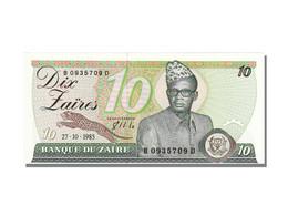 Zaïre, 10 Zaïre Mobutu - Zaïre