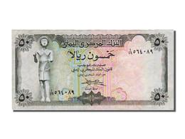 Yémen, 50 Rials, 1973 - Yémen