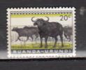 RWANDA-URUNDI * YT N° 206 - Ruanda-Urundi