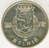Belgique Belgium 100 Francs 1951 Flamand Argent KM 139.1 - 1951-1993: Baudouin I