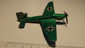 Matchbox - Junkers 87 B - Antikspielzeug