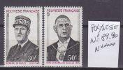 FRANCE. POLYNESIE FRANCAISE. N°......... 89. 90 - Unused Stamps