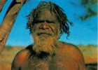 CENTRAL AUSTRALIA ABORIGENE  JIMMY WAIKABOUT A MEMBER OF PJTJANTIARA TRIBE      (VIAGGIATA) - Aborigeni