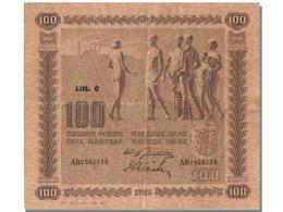 Finlande, 100 Markaa Type 1922 Litt.c - Finlande