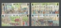 Alderney: 122/ 129 ** - Alderney