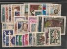 FRANCE  1967 N° Y&T : 1511/41** Côte : 18,00 € - 1960-1969