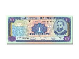Nicaragua, 1 Cordoba Type Fransisco Hernandez De Cordoba - Nicaragua
