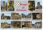 Images De LOCRONAN - Multivues - écrite Et Timbrée - 2 Scans - Locronan