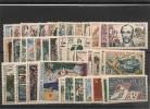 FRANCE  1963 N° Y&T : 1368/1403** Côte : 37,00 € - 1960-1969