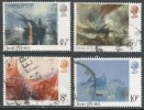 Great Britain. 1974 Birth Bicentenary Of JMW Turner. Used Complete Set. SG 971-974 - Used Stamps