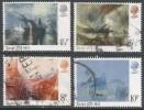 Great Britain. 1974 Birth Bicentenary Of JMW Turner. Used Complete Set. SG 971-974 - 1952-.... (Elizabeth II)